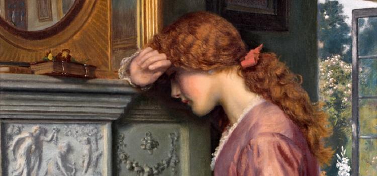 Alma Tadema detail
