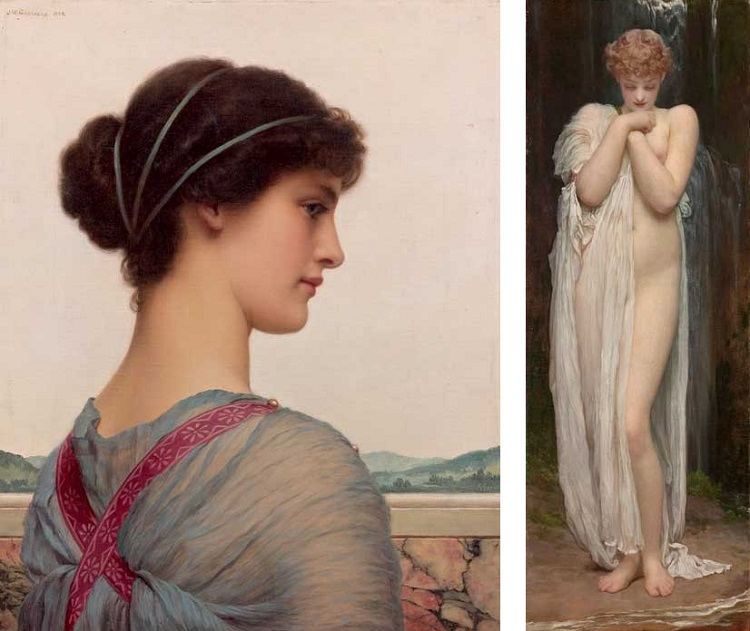 Alma Tadema donne