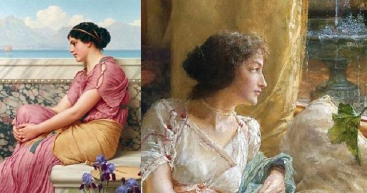 Alma Tadema immagini