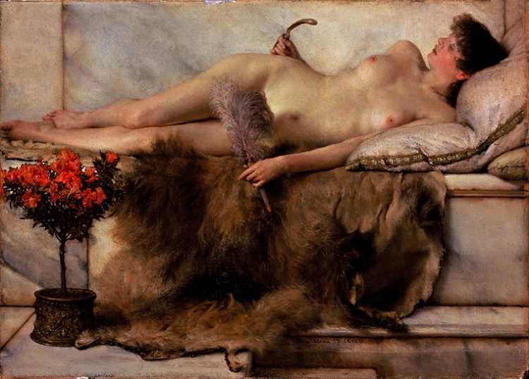 Alma Tadema work