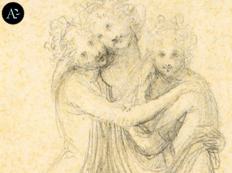 Tre Grazie | Antonio Canova | Museo Correr | Musei Venezia