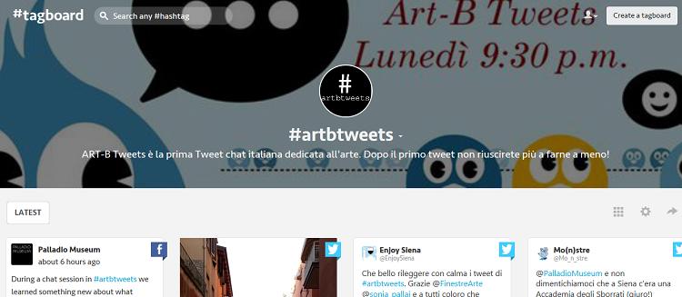 Art B Tweets
