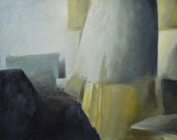 BARBARINI_005.jpg Laura Barbarini, Da Vermeer (donna in blu), 2013