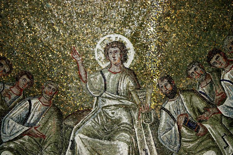Basilica di San Lorenzo Maggiore | cappella di Sant'Aquilino | mosaici | Milano