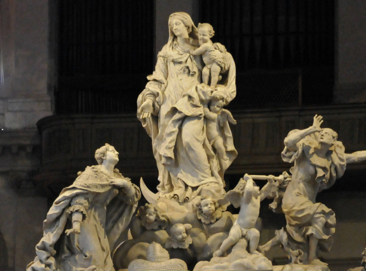 Basilica Salute Venezia 3