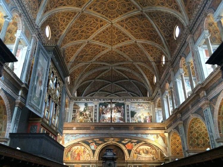 Biblioteca Ambrosiana Codice Atlantico