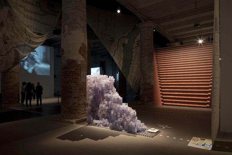Biennale Architettura Legible Pompei