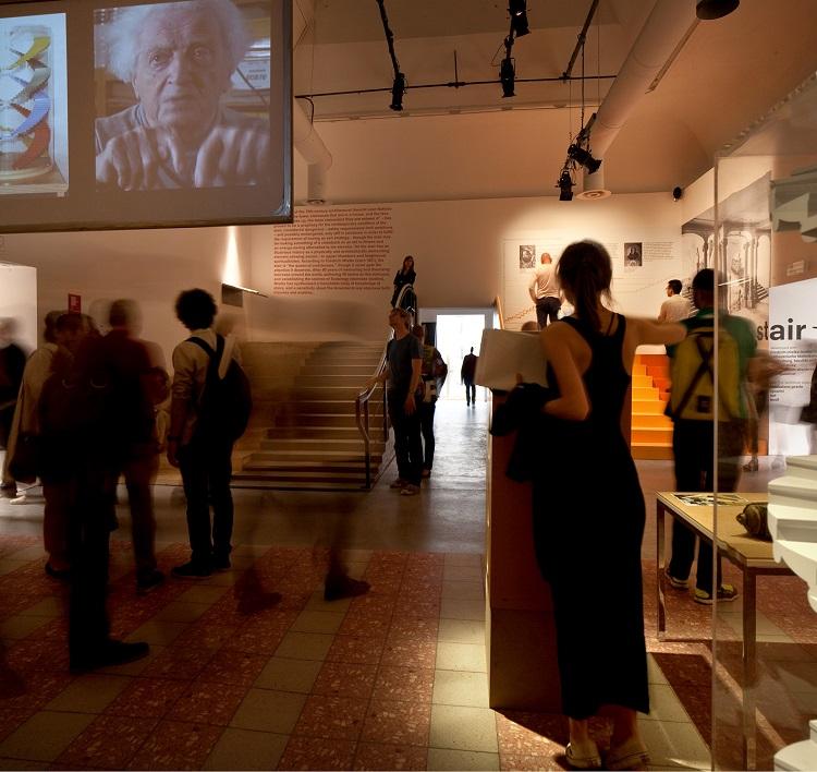 Biennale Architettura stair