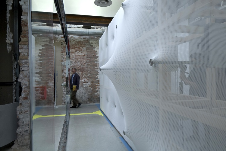 Biennale Architettura wall