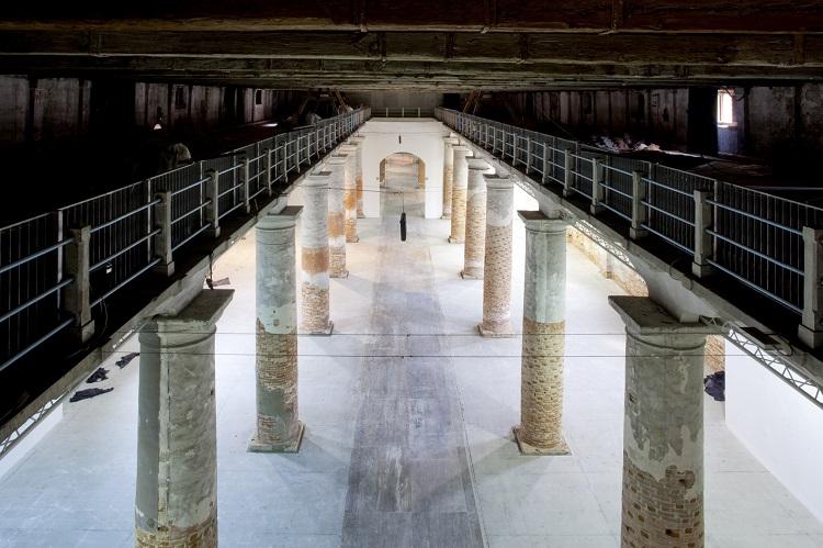 Biennale Corderie 1