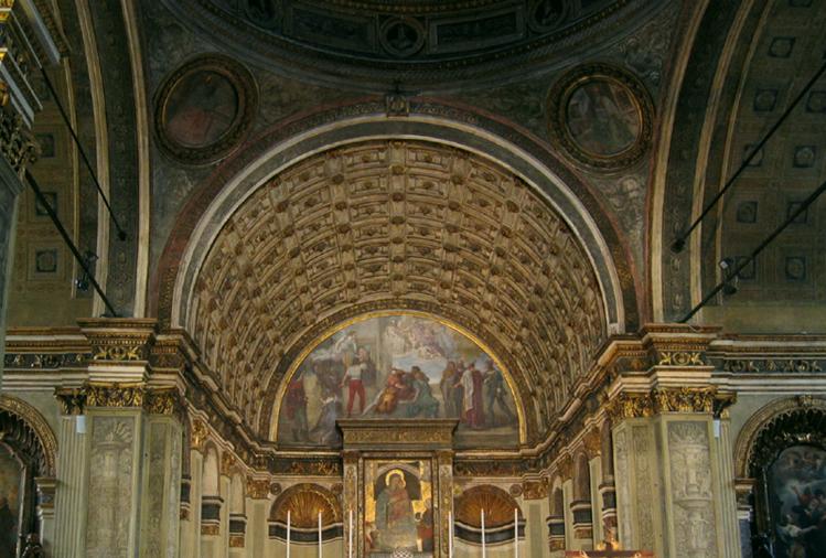 chiesa di Santa Maria presso San Satiro | Bramante | arte a milano