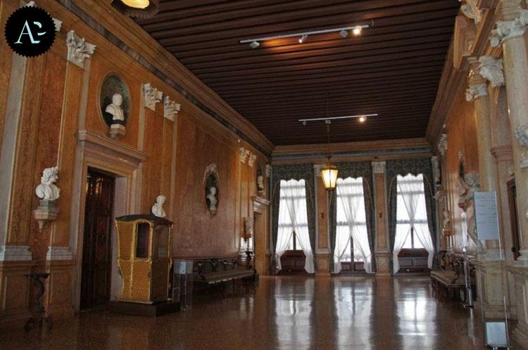 Ca Rezzonico Museo 5