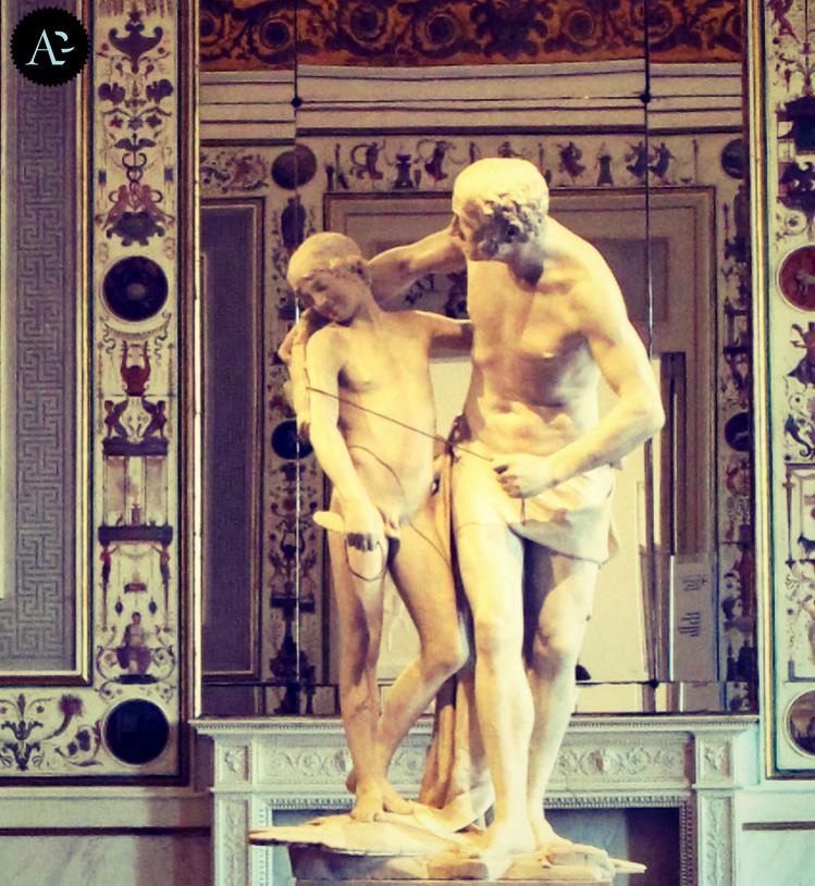 Dedalo e Icaro | Antonio Canova | Museo Correr | Musei Venezia