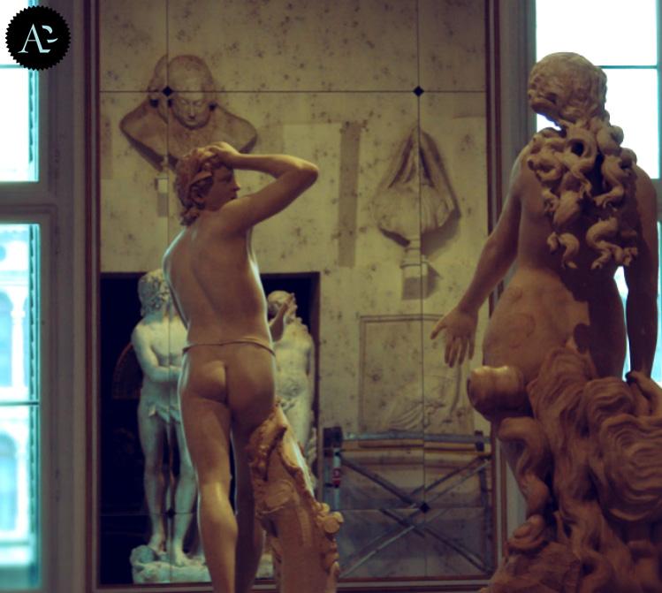 Orfeo ed Euridice | Antonio Canova | Museo Correr | Musei Venezia