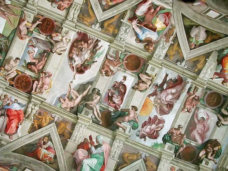 Michelangelo | Cappella Stistina