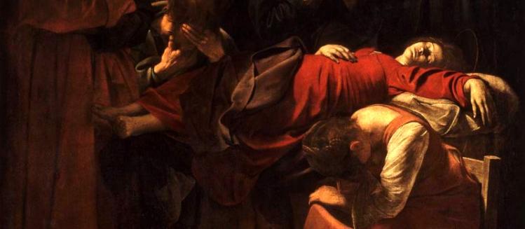 Morte della Vergine | Caravaggio