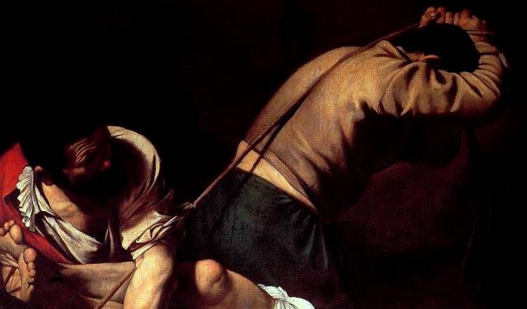 Caravaggio Roma 1