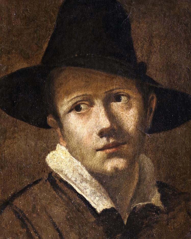 Ritratto di giovane | Ludovico Carracci | mostre a Bologna