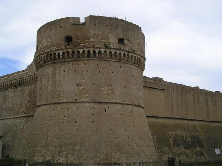Castello di Crotone