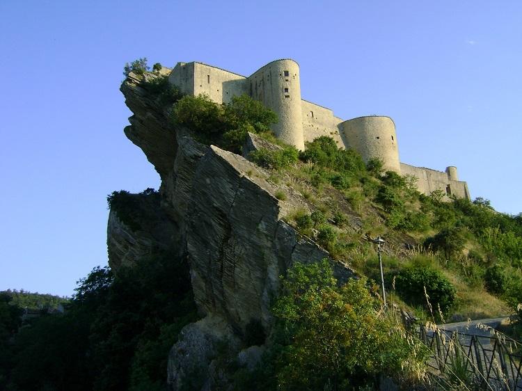 Castello di Roccascalegna Abruzzo