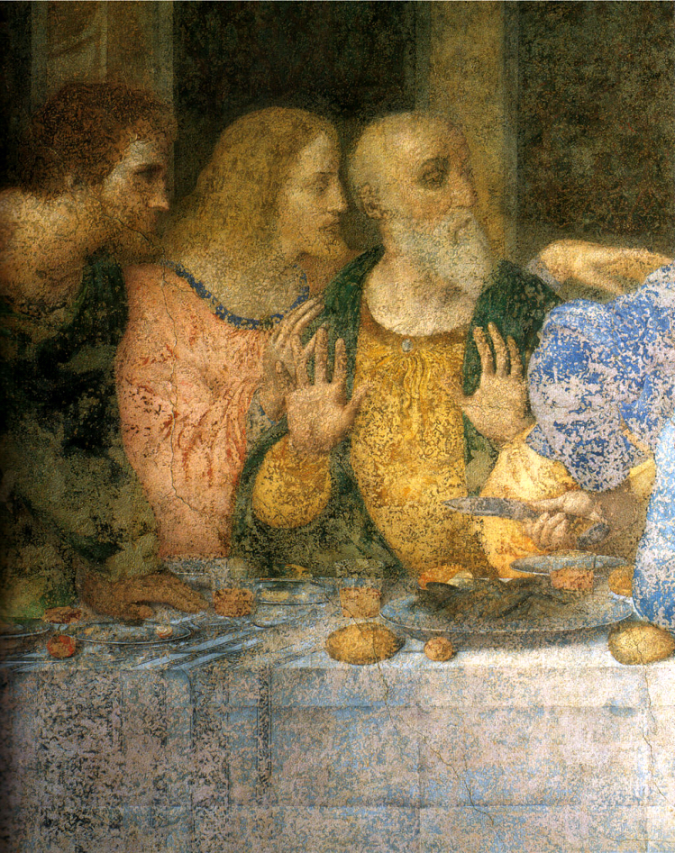 Cenacolo | Leonardo da Vinci | Milano