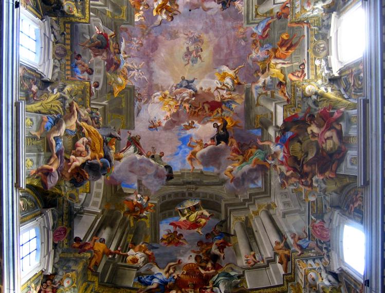 Chiesa Sant'Ignazio Roma 2