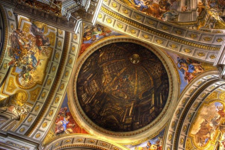 Chiesa Sant'Ignazio Roma 3