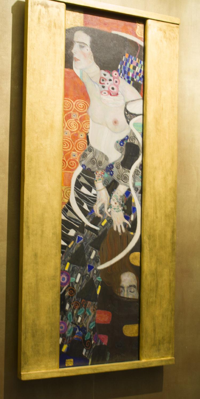 "Gustav Klimt, ""Salomè"", 1909. Venezia, Ca'Pesaro"