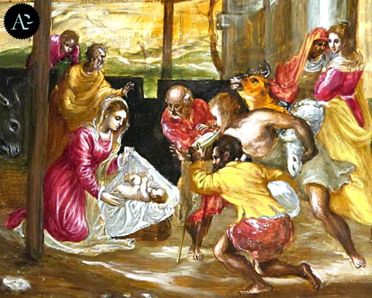 Altarolo di Modena| El Greco | mostre Treviso