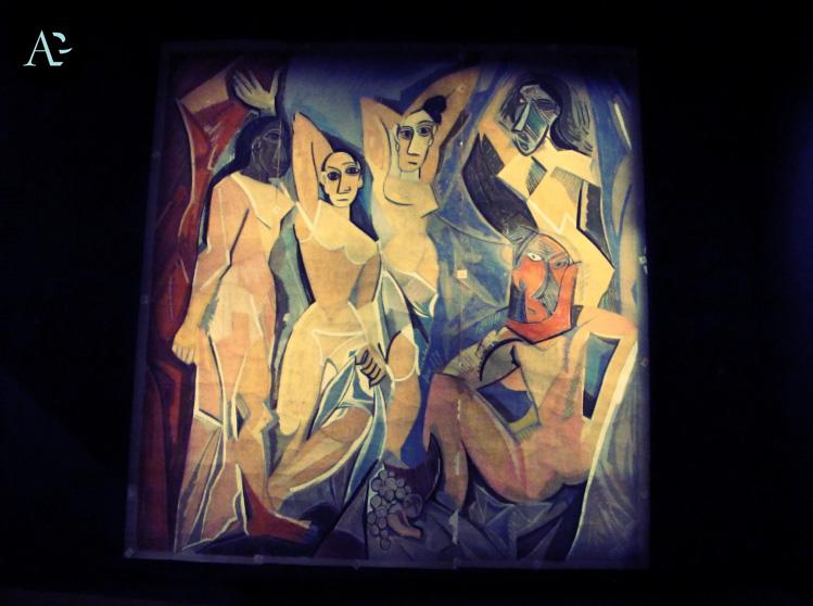 Demoiselles d'Avignon | Pablo Picasso | mostre Treviso