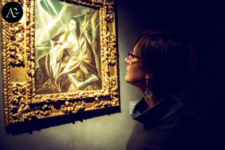 Maddalena | El Greco | mostre Treviso