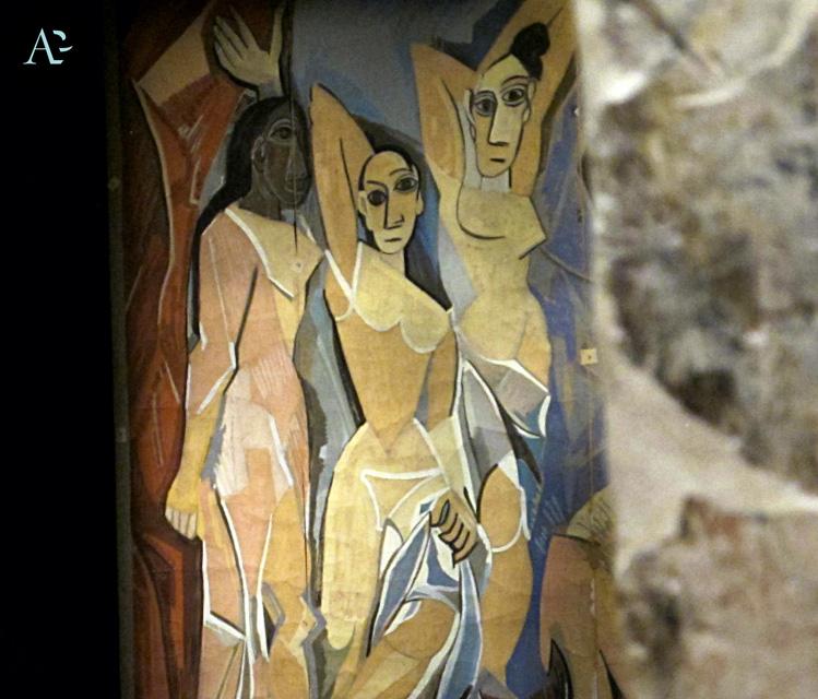 Les Demoiselles d'Avignon | mostre Treviso