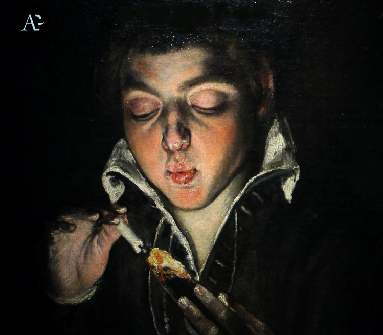 Ritratto | El Greco | mostre Treviso