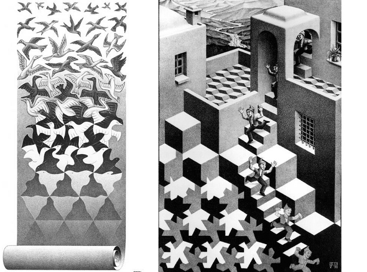 Escher | mostre Treviso