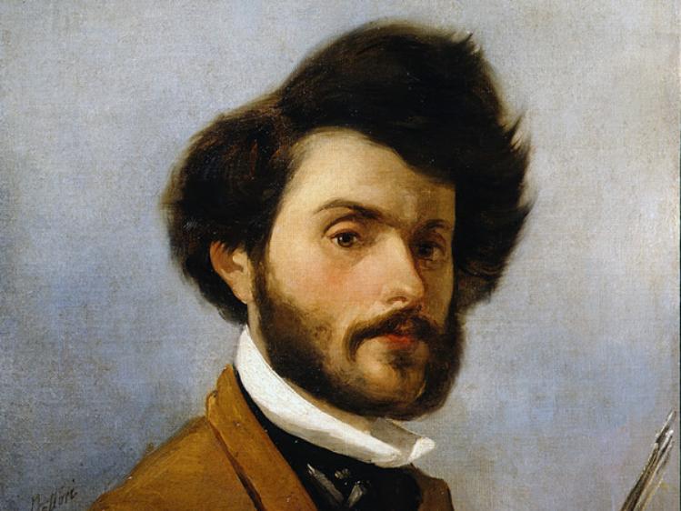 Autoritratto   Giovanni Fattori   mostre Padova