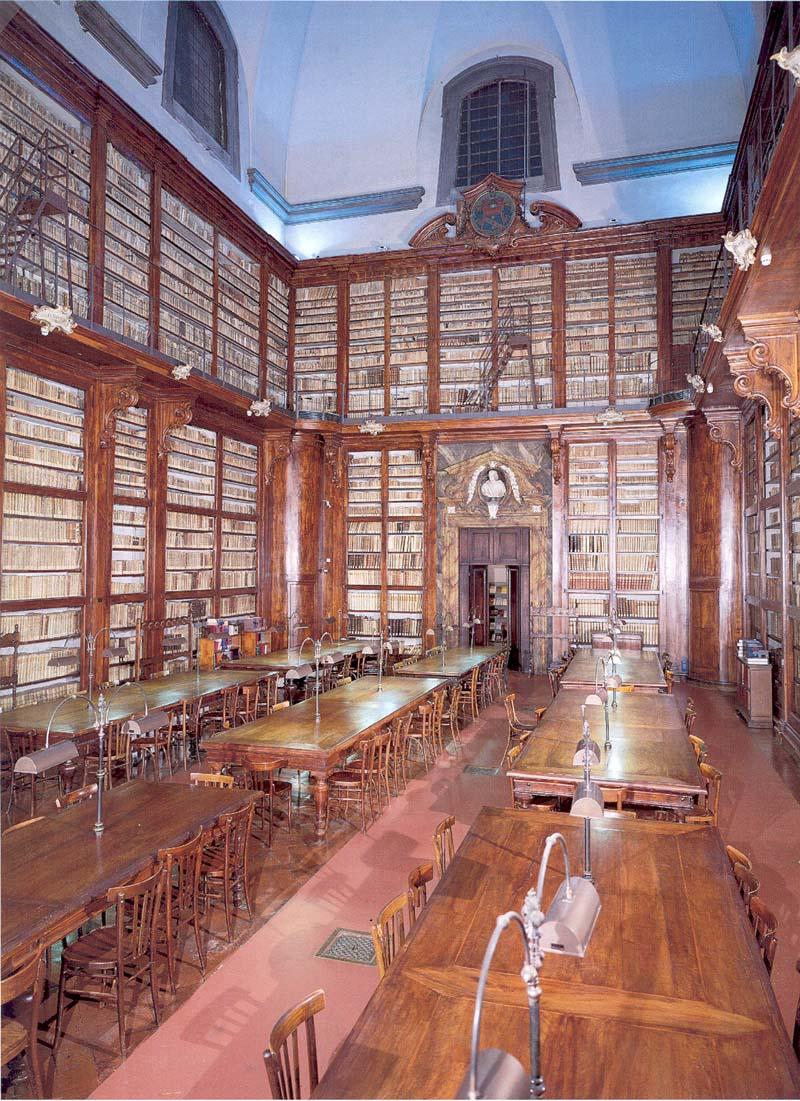 Biblioteca Marucelliana, Firenze