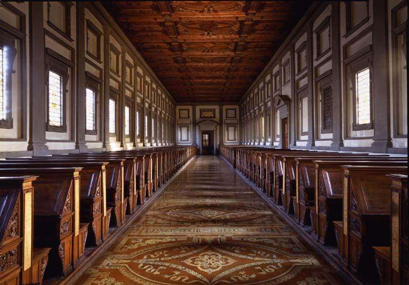 Biblioteca Mediceo Laurenziana, Firenze.