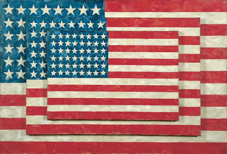 Flag Jasper Johns