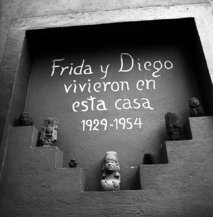 Frida Kahlo e Diego Rivera 2