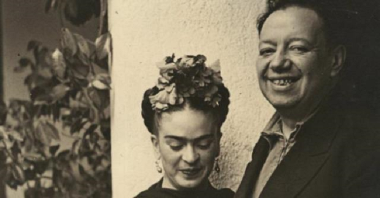Frida Kahlo e Diego Rivera 5