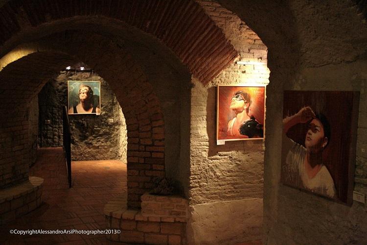 Galleria - interni evento