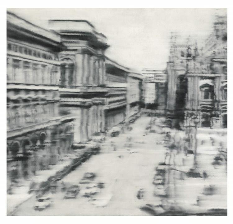 Gerhard-Richter-Domplatz-Mailand-1946