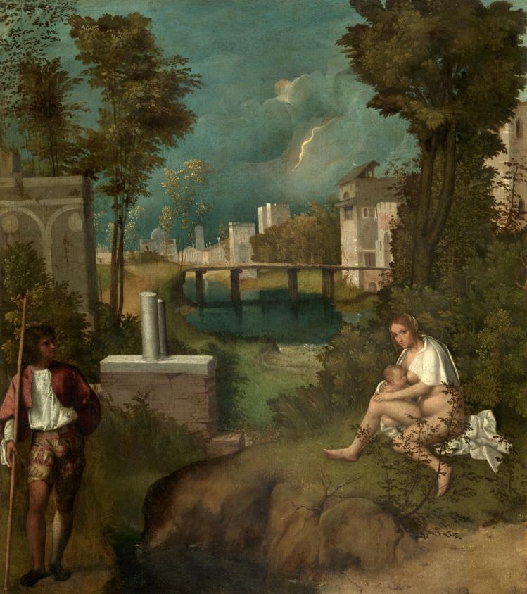 Tempest | Giorgione | Gallerie dell'Accademia