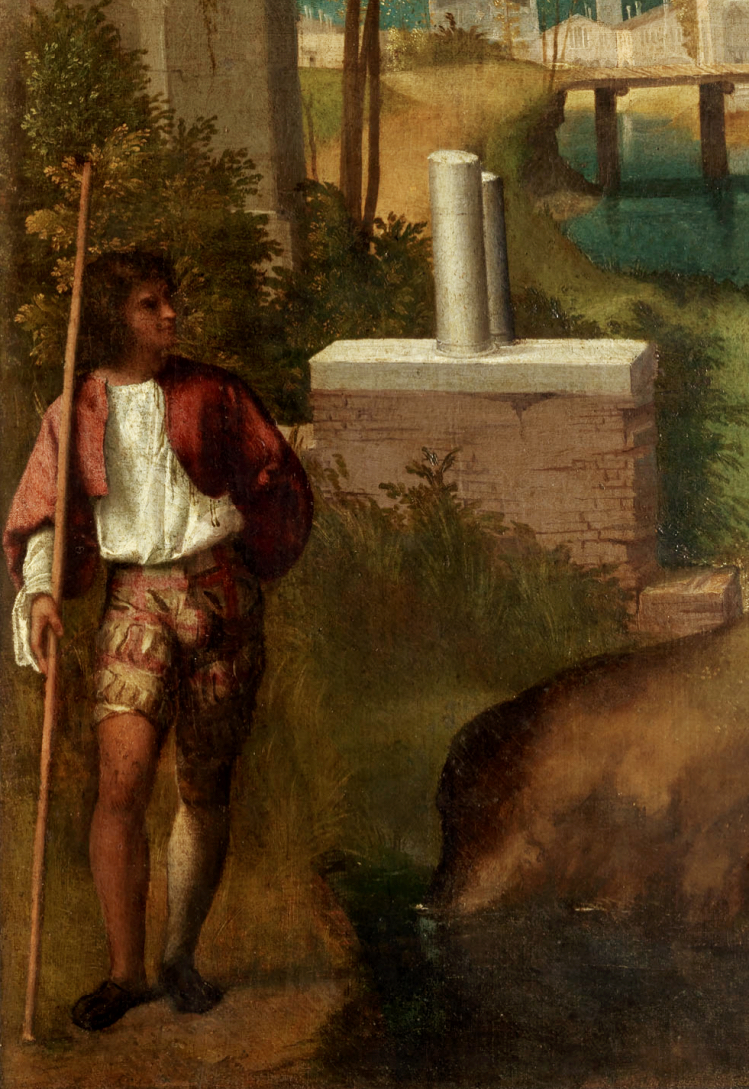 La Tempesta | Giorgione | Gallerie dell'Accademia | mostre Venezia