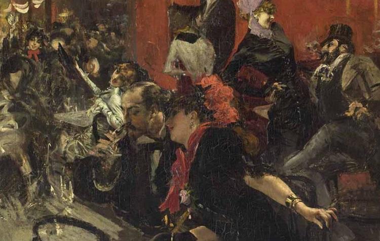 Giovanni Boldini Moulin-Rouge
