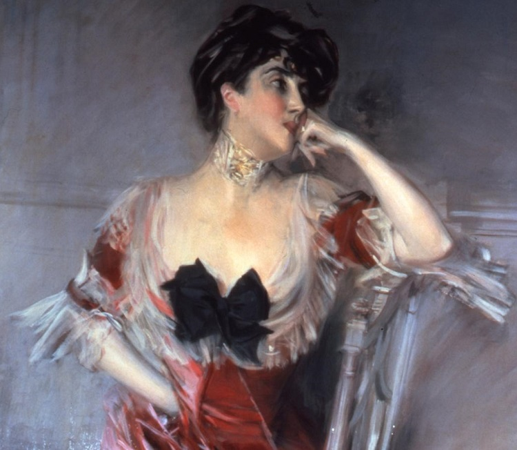 Giovanni Boldini, Ritratto di Miss Bell