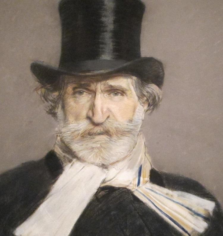 Giuseppe Verdi Boldini