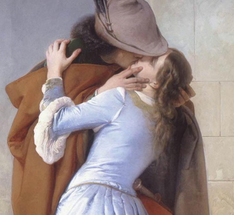 Il Bacio | Hayez