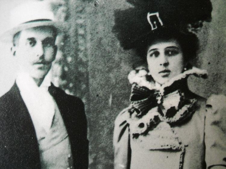 I coniugi Florio