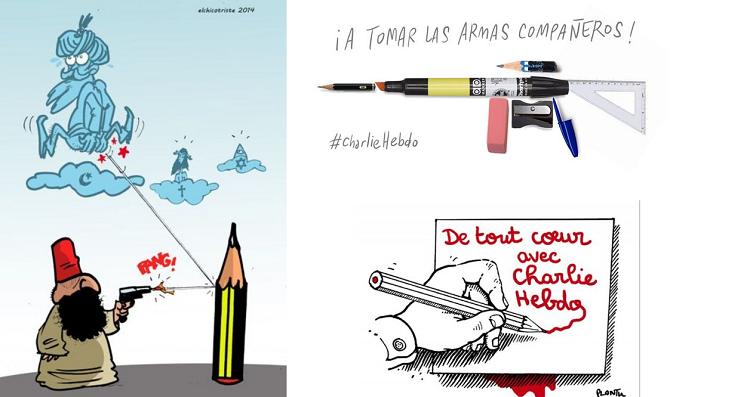 JeSuisCharlie – Miguel Villalba Sánchez